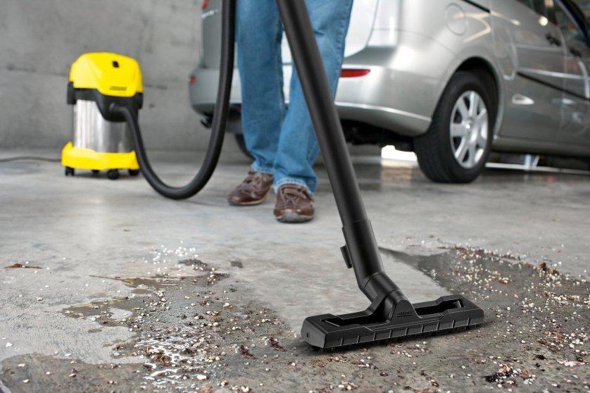 уборка парковочных мест